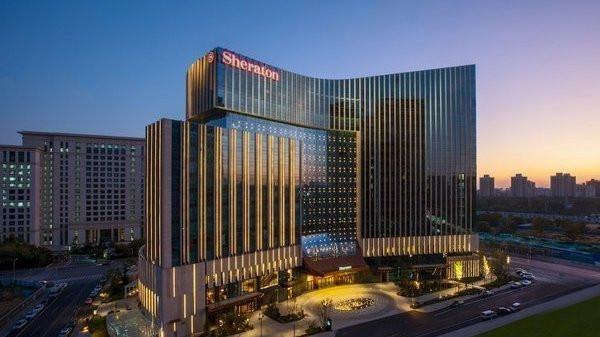 北京新青海喜来登酒店亮相首都,竭诚打造全新汇聚之所