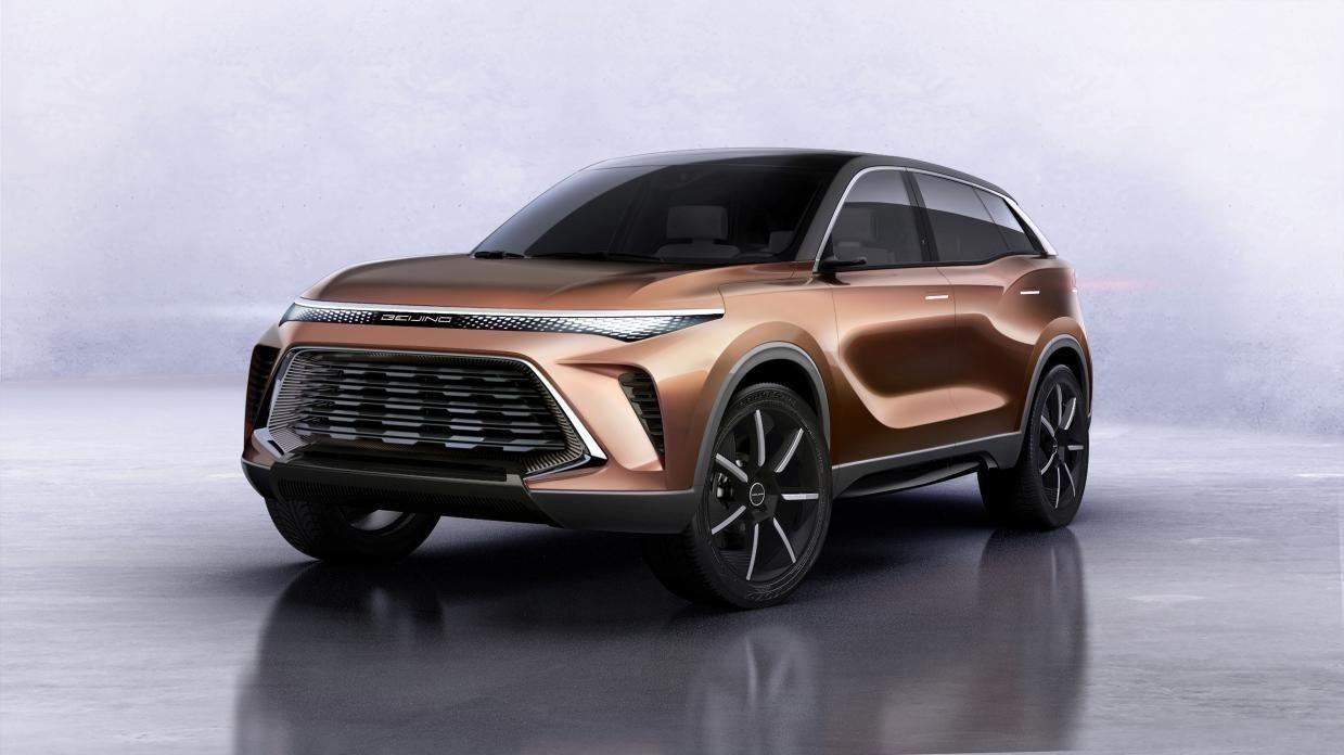 从BEIJING 到世界向未来!北汽集团正式发布全新BEIJING品牌