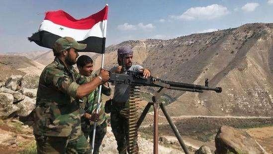 叙利亚政府军进驻叙北部多个库尔德武装控制区