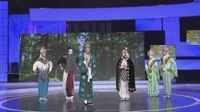《报告!我来了》20191202戏曲小国剧《护树》《笠翁对韵》
