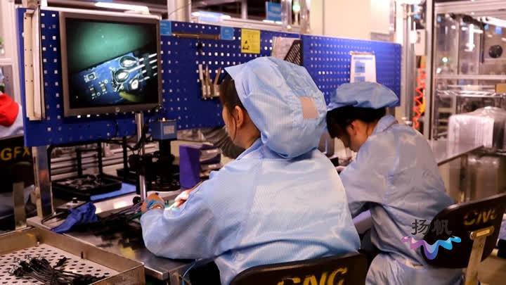 扬州宝应:嫁接国际产业发展,工业经济稳步增长