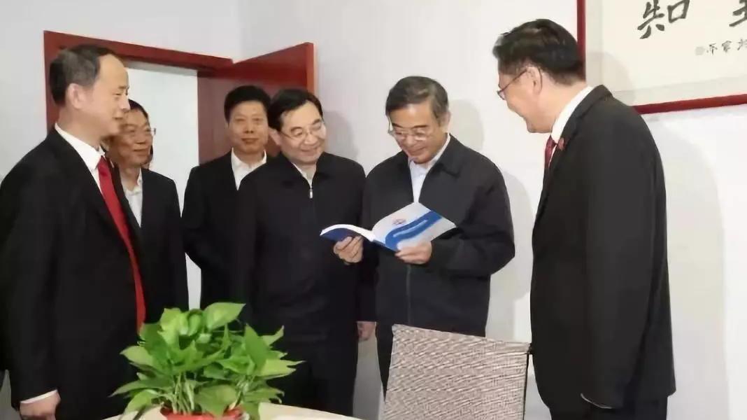 """时隔5年最高法院长周强再赴陕西调研,这件事成了""""必修课"""""""
