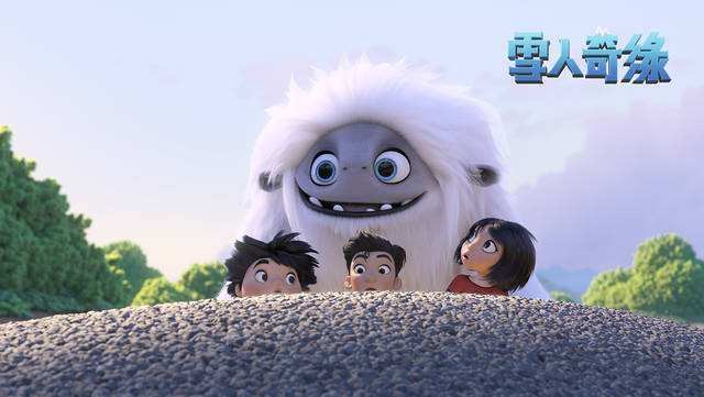东方梦工厂原创动画《雪人奇缘》首周末获全球票房冠军