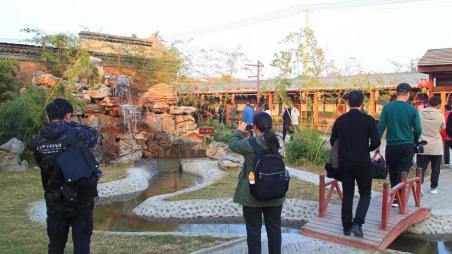 书院、画斋、茶阁…这不是网红古镇而是你未曾见过的新农村
