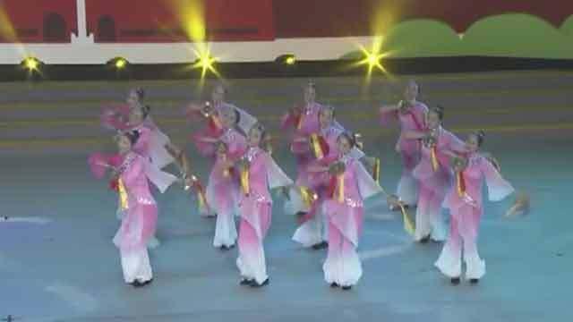 延庆区文化馆一支舞蹈跳出《老百姓的好心情》