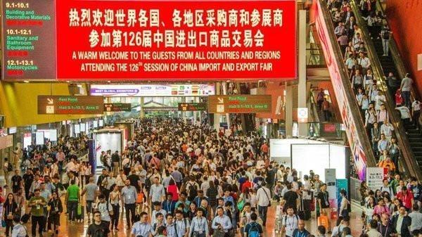 广交会显示外贸竞争新优势 采购商质量稳步提升