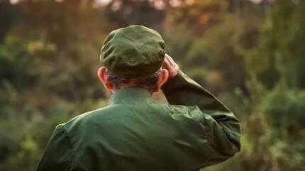 感动!95岁抗美援朝老兵的这个梦,终于圆了……