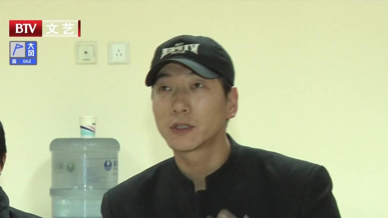 """张亮 李晟新剧称谓""""有点乱"""""""