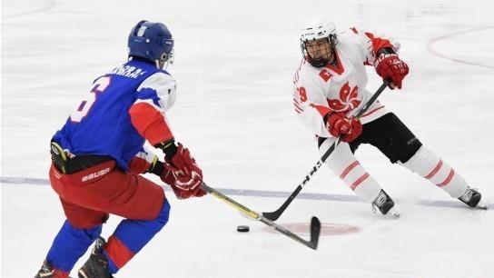 2022北京冬奥会冰球资格赛O组比赛在三亚收官