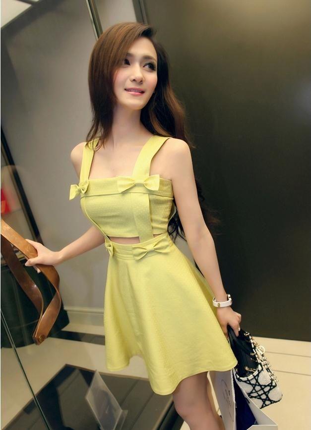 听完淡黄的长裙以后
