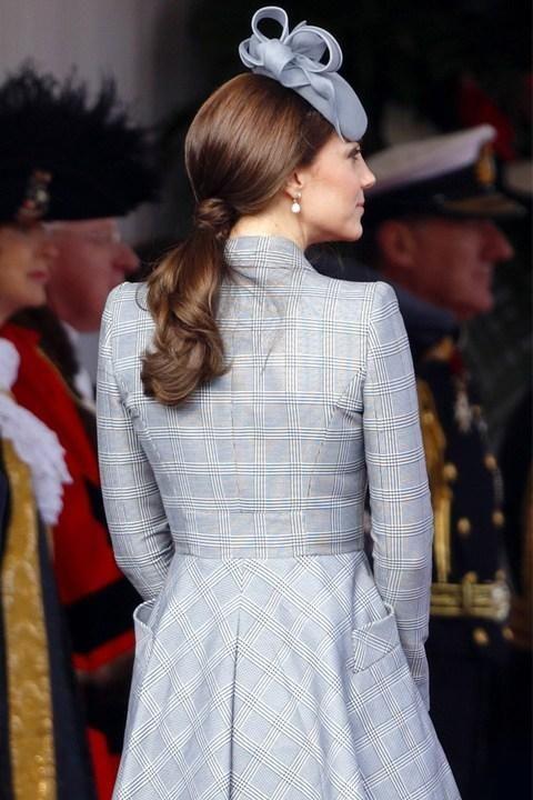 凯特王妃发型师透露的妆发秘密:她是医生外见到初生王子的第二人