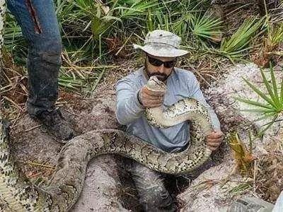地球有史以来最大的蛇类排行!