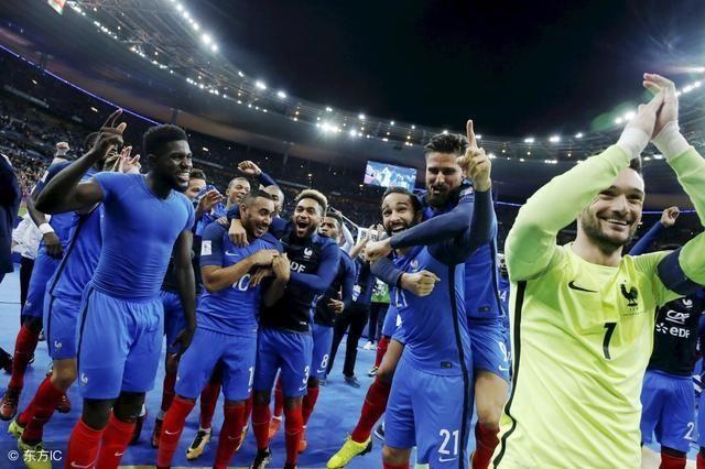 定律显示2018世界杯冠军是法国队?