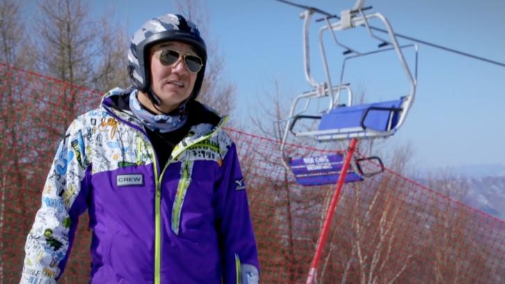《双奥之城》穿梭于雪上旗门间的奥运梦想