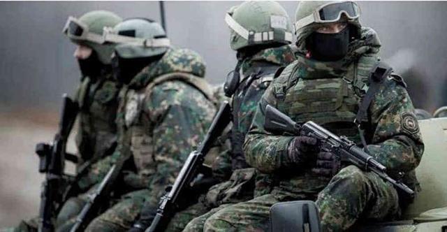 中国雇佣兵_雇佣兵工资到底有多高,中国退伍特种兵排在第