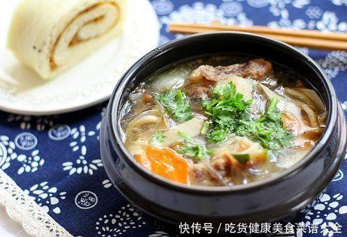 牛尾男人,大补做法汤做法,补肾润肺,强筋健骨黄胡萝卜的菜谱图片