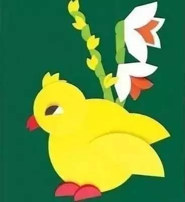 幼儿园亲子手工之环创:卡纸制作立体水果吊饰,葡萄草莓苹果等 p3.