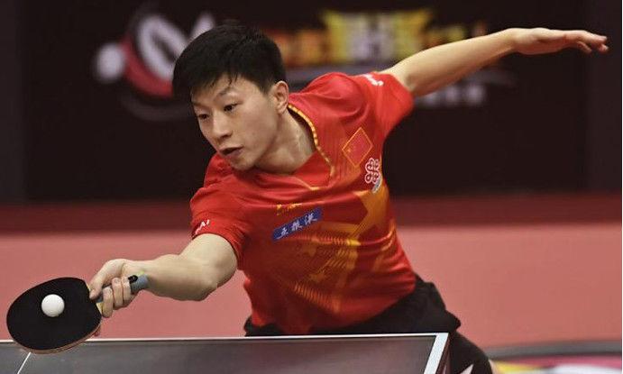 体育:中国4位乒乓球大满贯得主,马龙斗鸡,最上榜和土鸡图片