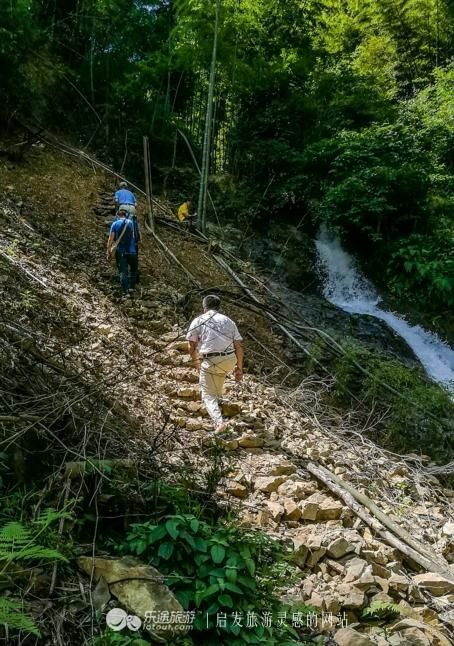 神仙故里常宁天堂山国家森林公园
