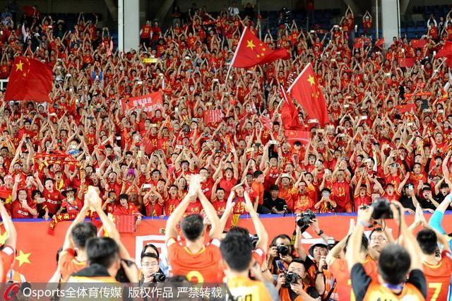 国足东亚四强赛赛程出炉:先战韩国再战日本