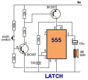 555定时器是一种模拟和数字功能相结合的中规模集成器件.