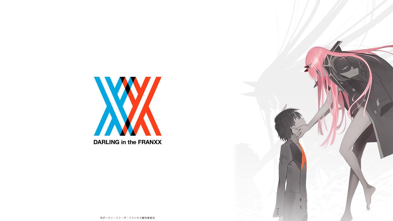 壁纸表情高清新番动画《亲爱的弗兰克斯》官图汪星人斗福利包图片