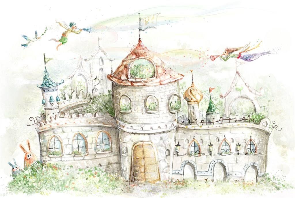 12星座专属的梦幻城堡,水瓶座好奇幻,你最想住在哪一个?