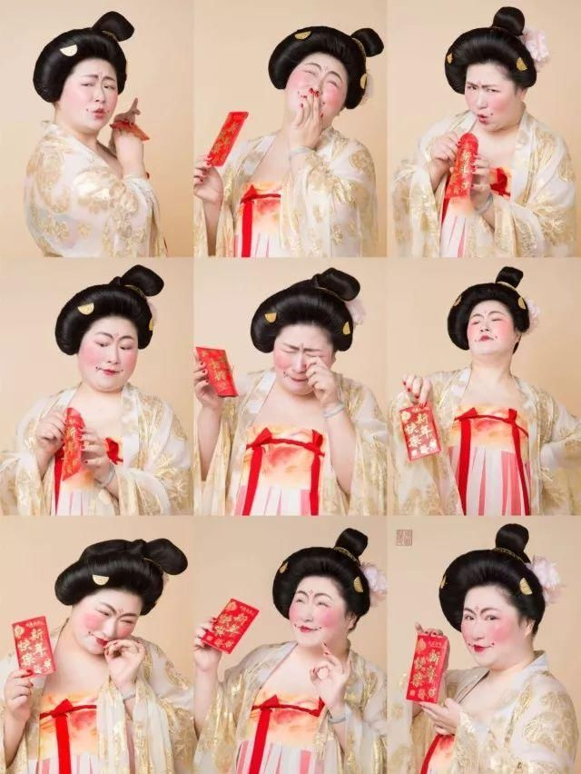 唐朝仕女图火了,她的淘宝汉服店仍然月月亏损