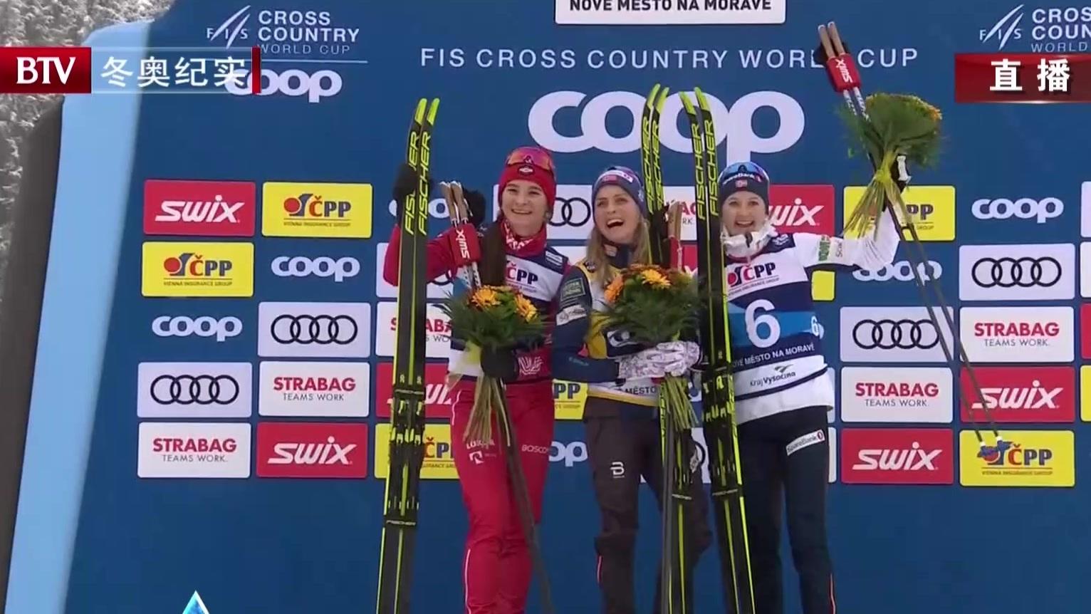 越野滑雪世界杯捷克站 约豪格豪取世界杯第64冠