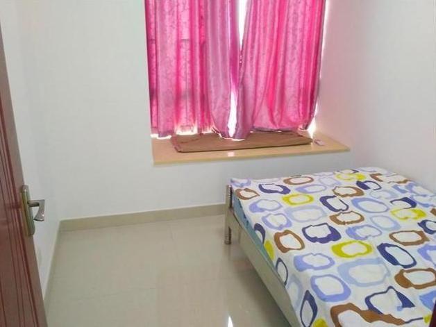 新房裝修好了,整體效果還行,就是三間臥室粉色窗簾讓人頭疼