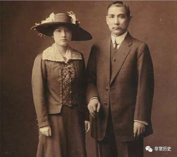 孙中山妻子卢慕贞为何主动要求离婚?