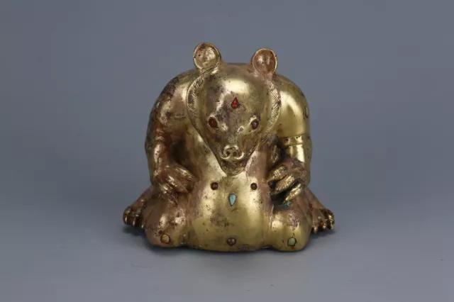 观复博物馆藏 ▲ 铜鹤形香熏宋代观复博物馆藏 马未都:18世纪是中国的