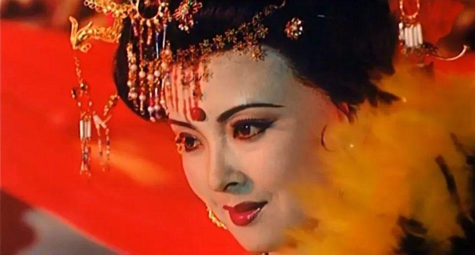 她是东方美神,古典舞皇后,将中国舞带到海外,美国总统