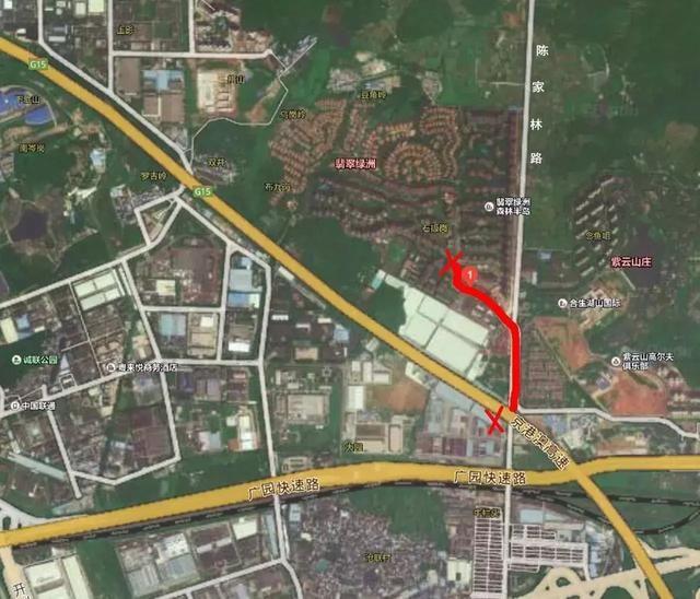 新塘陈家林风景区规划