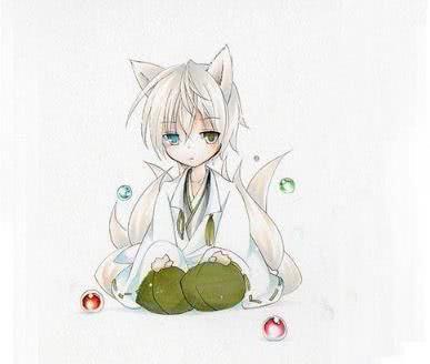 叶罗丽测试:4只卡通妖狐,哪只最可爱?测你是多少人心中的挚爱