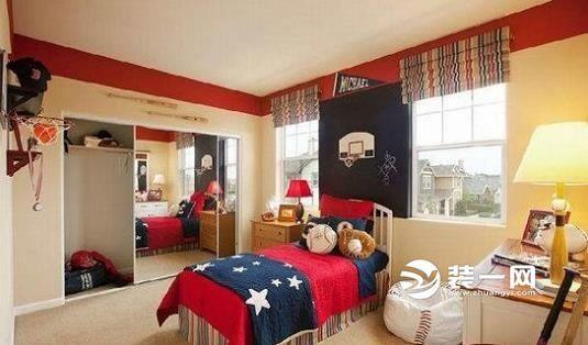 装修达人教你布置男童房间—男孩儿童房设计方法