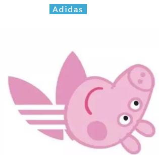 这样才有少女感 再用新款蕾哈娜蝴蝶结丝带搭上小猪佩奇 简直是天生一