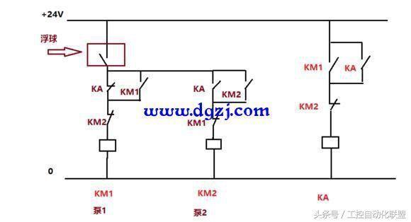 维修电工必看电路图,看懂才算合格电工