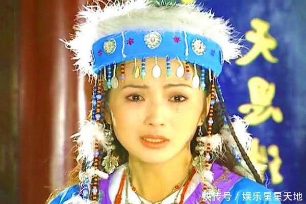 女明星的香妃造型:赵薇艳惊,林心如软萌,第一美到四海图片
