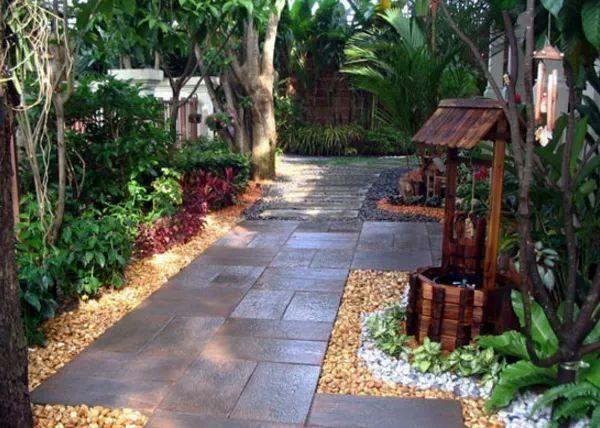 庭院设计10款庭院案例,再也不怕院子设计不好了