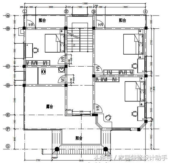 广东小伙花35万建4层砖混结构主体,完工后被邻居们称赞物超所值