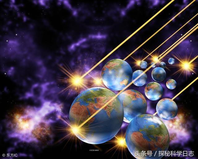 霍金:那是平行宇宙,藏在