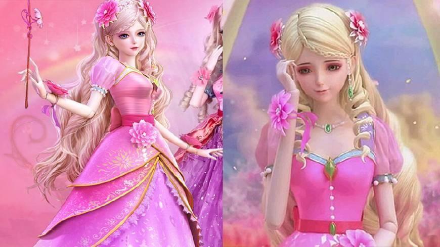 7位叶罗丽变成娃娃,灵公主最美,毒夕绯终于露脸,莫纱简直完美图片