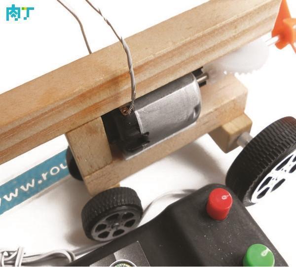 diy科技小制作飞机 儿童科技小发明手工飞机模型