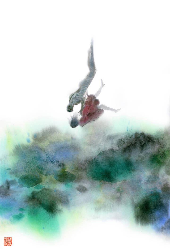 电影《水形物语》海报,原来出自他之手