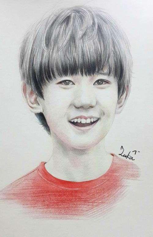 网友给王源,易烊千玺,杨洋画的手绘图美翻啦!谁才是你