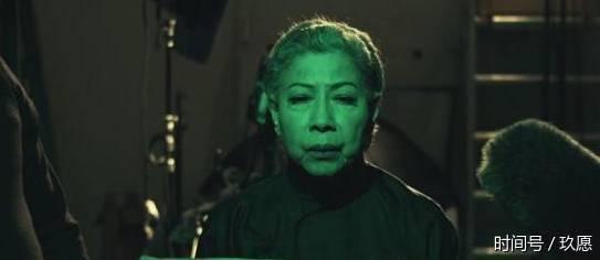 """明明是个大美女,却被拉去演""""鬼婆"""",成了香港第一""""鬼后"""