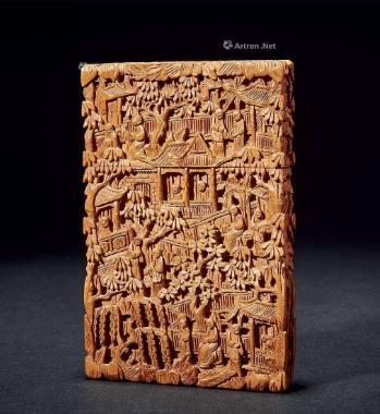 发现的最早的木雕艺术品是在河姆渡出土的木雕鱼和辽宁新乐出土的木雕