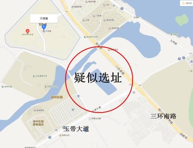 徐州市地图素材下载