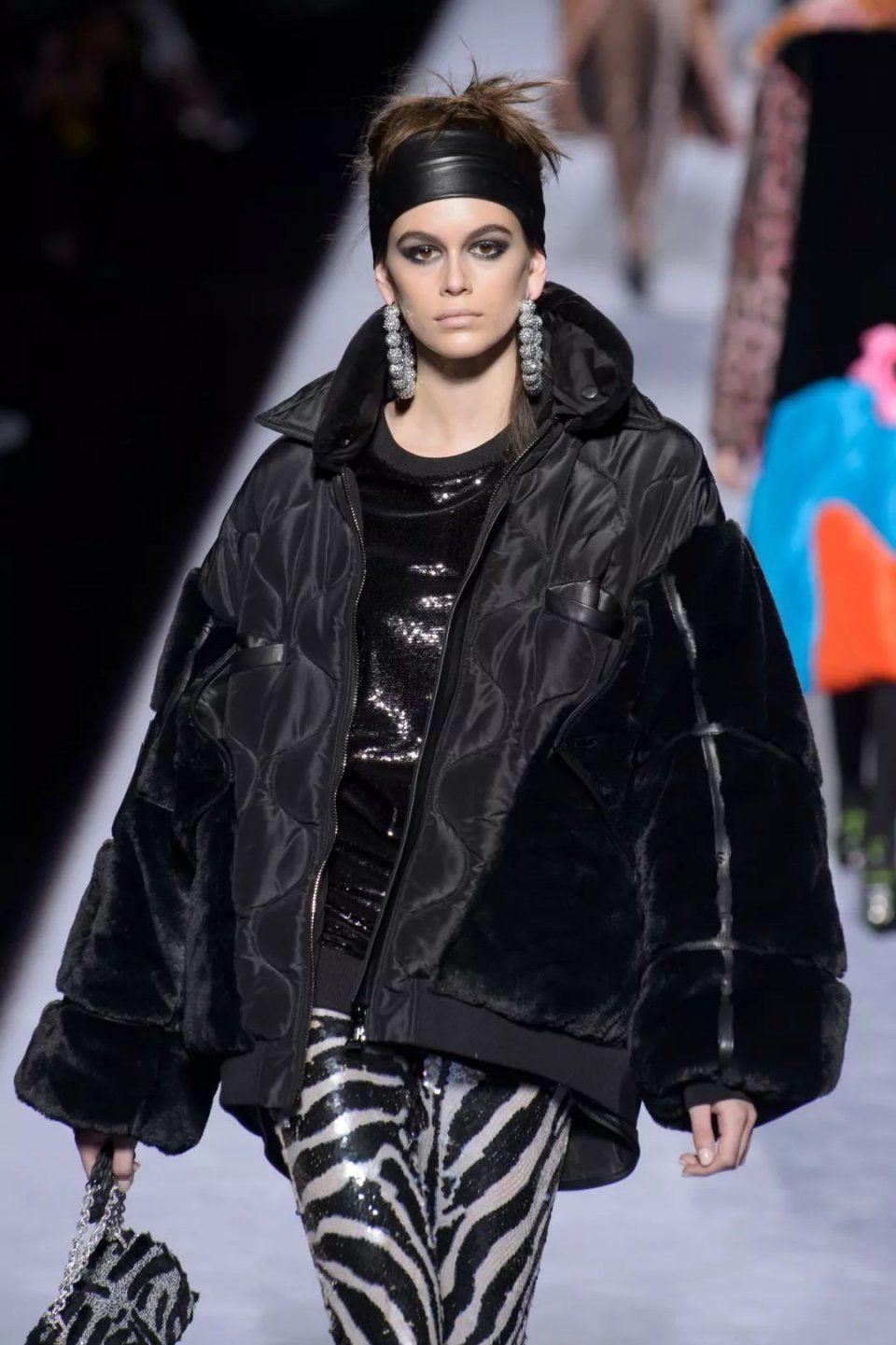 纽约时装周2018秋冬系列皮草设计趋势